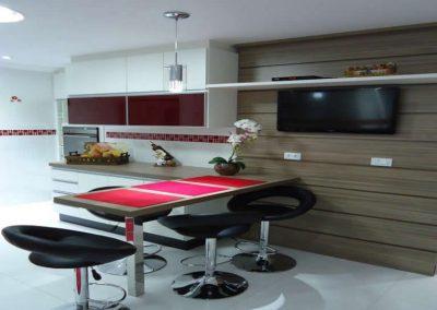 Marcenaria MIranda Design - Cozinha Vinho (1)