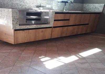 Marcenaria Miranda Design - Churrasqueira -marcenaria vila pires