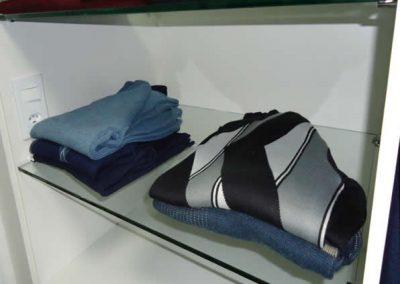 Marcenaria Miranda Design - Closet Branco e Linho -marcenaria Closet