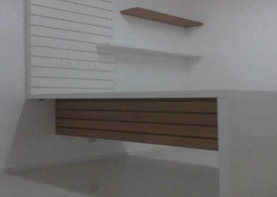Marcenaria Miranda Design - Consultório cardiologista -marcenaria na vila pires
