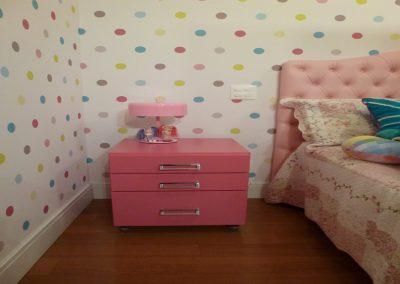 Marcenaria Miranda Design - Dormitório menina Vila Pires Santo André (3)