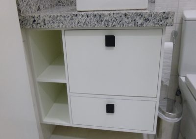 Marcenaria Miranda Design - Gabinete Mauá