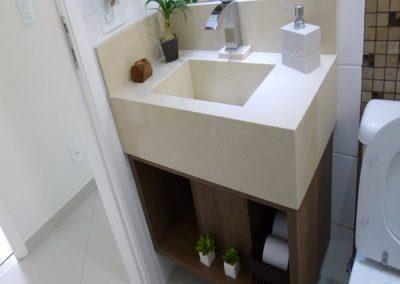 Marcenaria Miranda Design - Lavabo -Miranda Design
